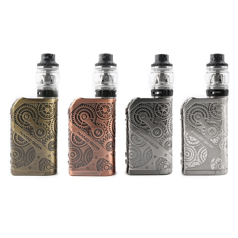 Tesla Nano 120W With Tallica Mini Tank – £44.01