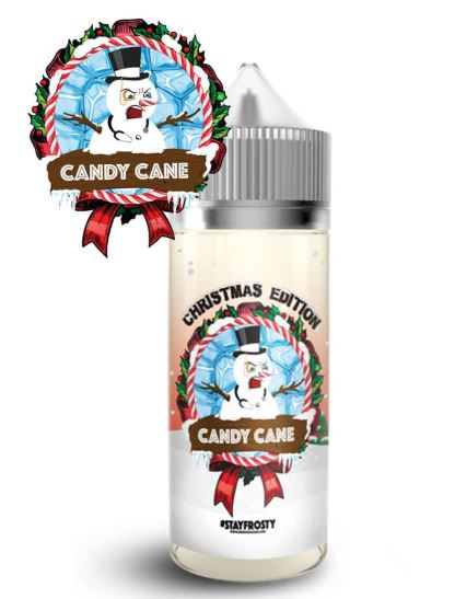 Candy Cane 100ml Short Fill – £8.99 by Dr Frost