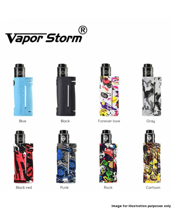 Vapor Storm ECO RDA Kit – £14.99