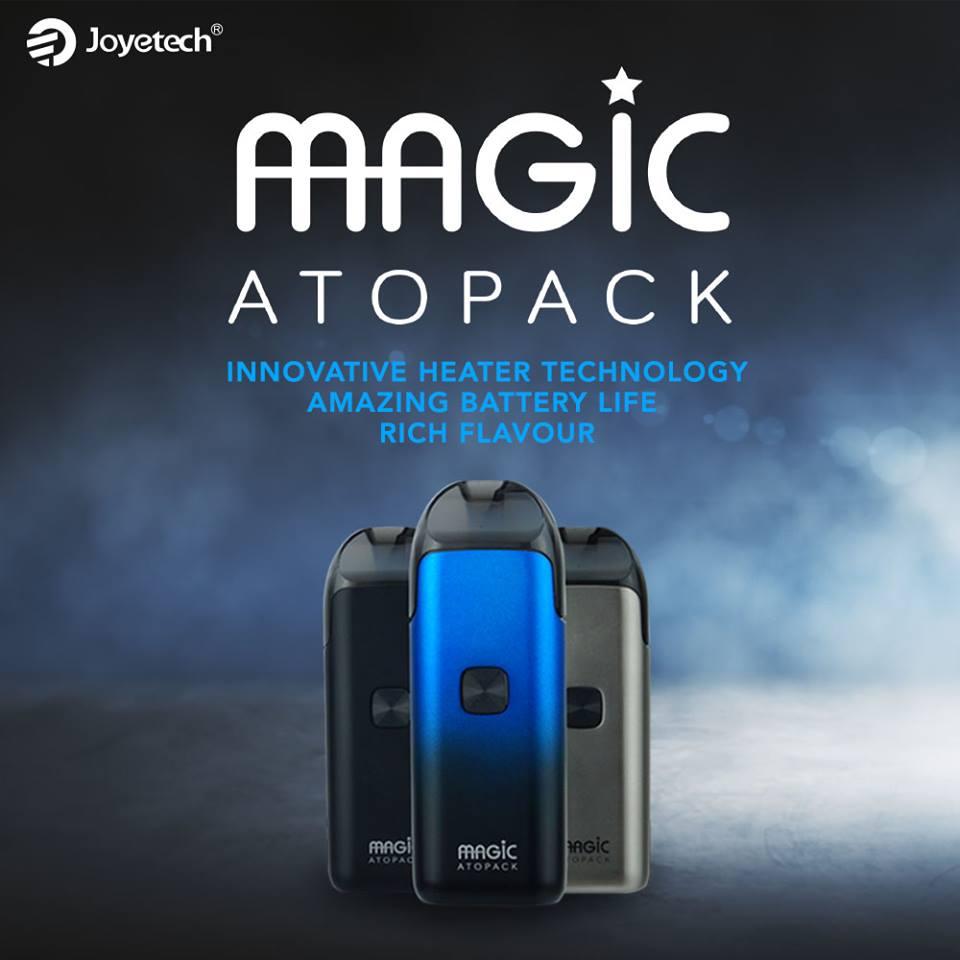 Joyetech Atopack Magic – £21.59 At TECC
