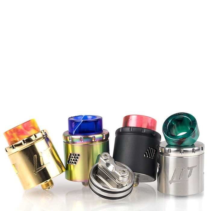 Lit Rda – £9.99  By Vandy Vape