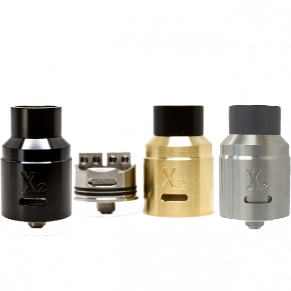 Vaperz Cloud X2 Rda – £19.99