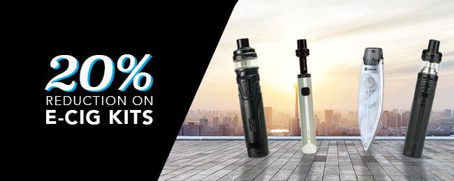 20% Reduction On E-cig Kits At Joyetech UK