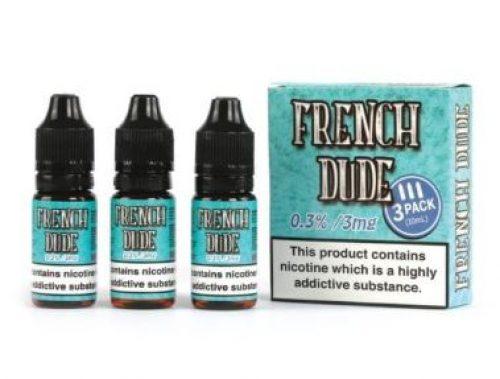 French Dude 3x 10ml – £1.99