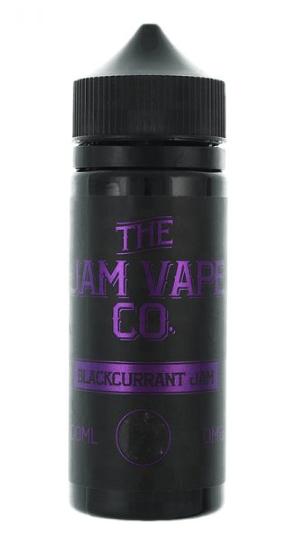 Blackcurrant Jam 100ml Short Fill – £7.99