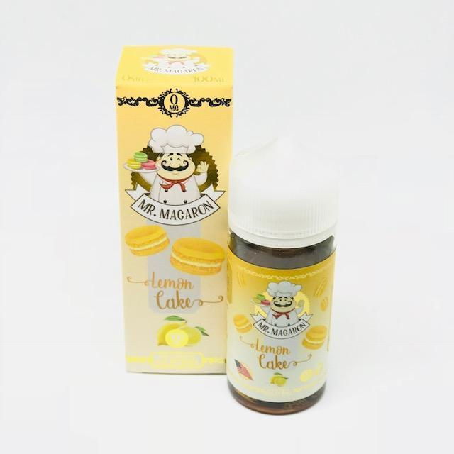 Lemon Cake 100ml short fill – £9.99