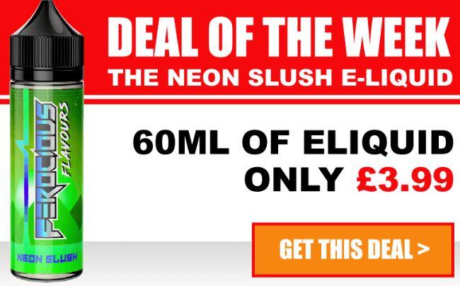 Neon Slush 60ml Short fill – £3.39