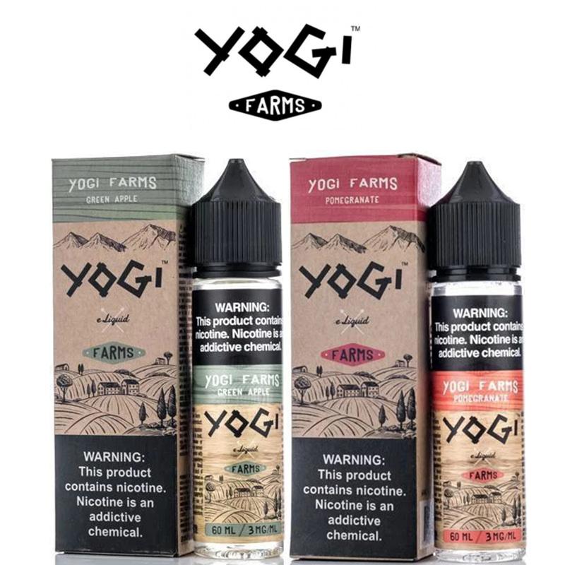 Yogi Farms 50ml Shortfills – £11.99
