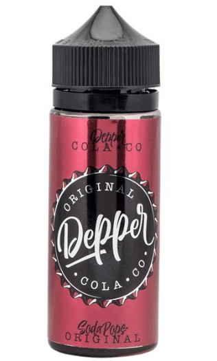 Depper Cola Co Depper Original Short Fill 100ml – £10.50