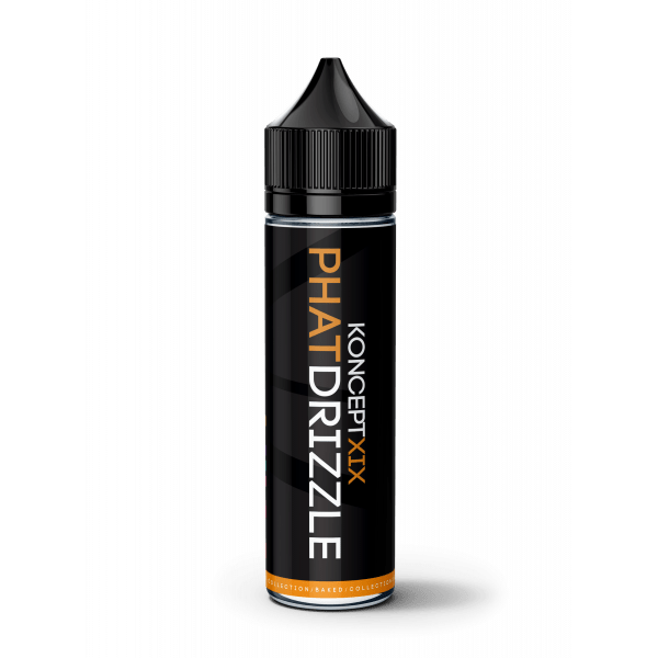 Phat Drizzle Koncept XIX E-Liquid 60ml Shortfill – £6.00 By Vampire Vape