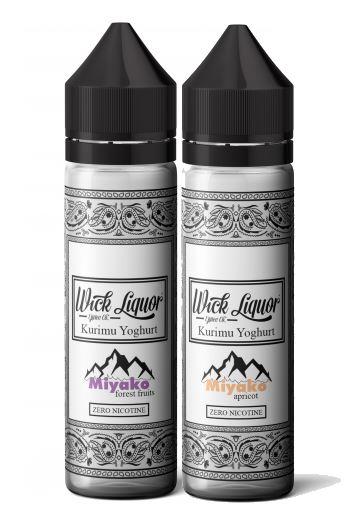 Wick Liquor Kurimu Yoghurt 50ml Short Fill – £6.99