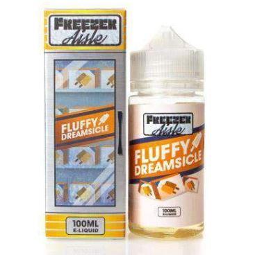 Fluffy Dreamisicle 100ml Short Fill – £5.00