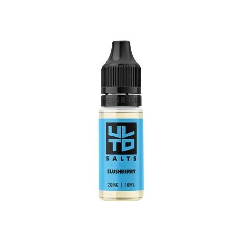 ULTD Salts E-liquid – £3.19 At TECC