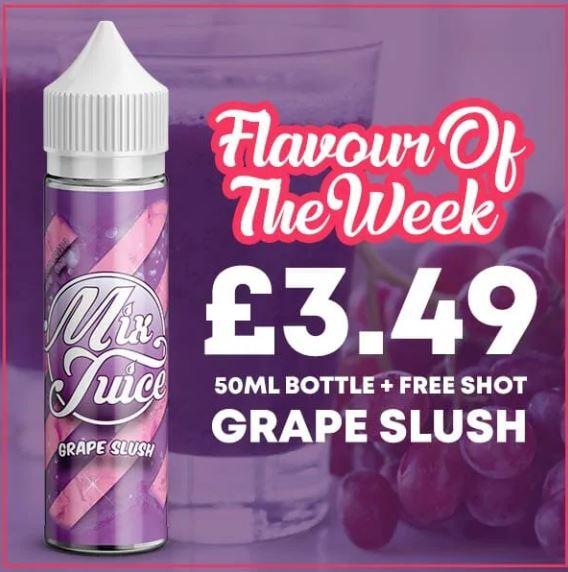 Grape Slush 50ml E-Liquid
