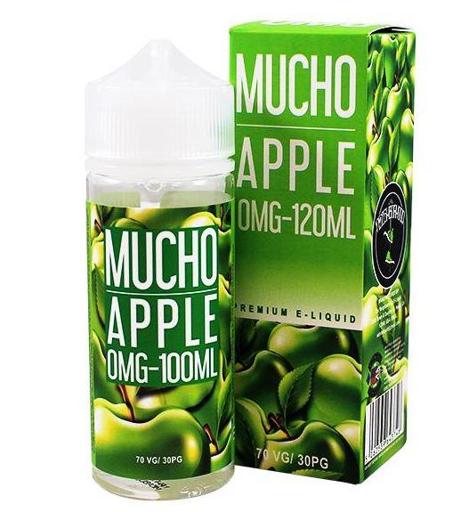 Apple By Mucho 100ml Shortfill – £6.00