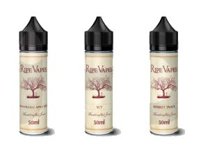 Ripe Vapes E-Liquid 50ml Shortfill – £3.99