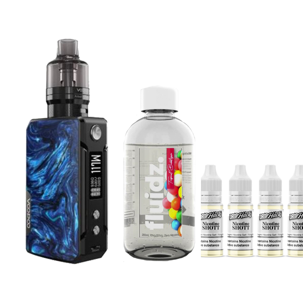 VOOPOO Drag Mini Bundle – £40.00