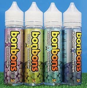 Bonbons E-Liquid 50ML Shortfill – £3.00