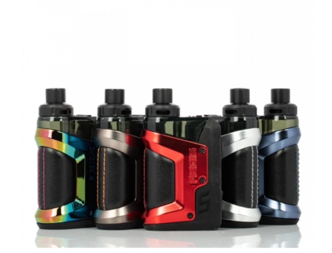 Geekvape Aegis Hero Kit – £25.99