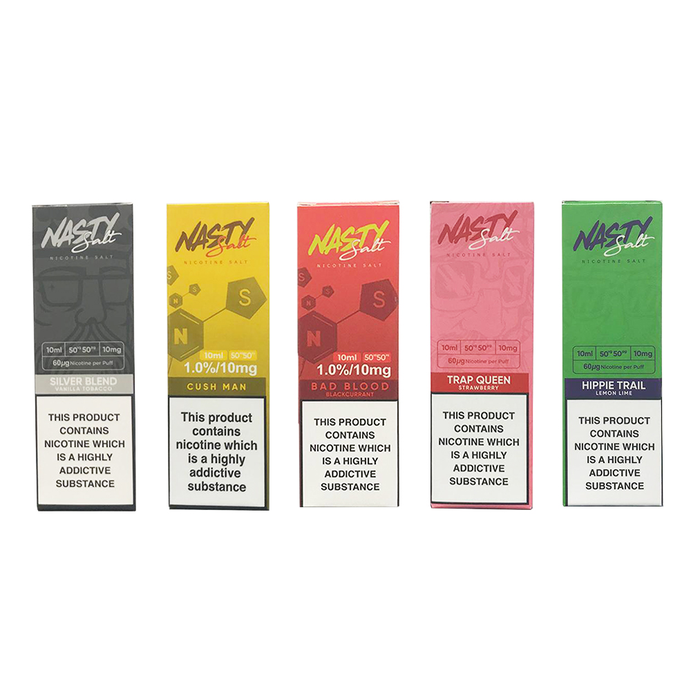 Nasty Juice 10ml Salts – £1.62