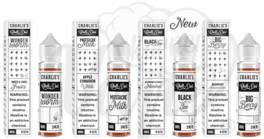 Charlies Chalk 50ml E-Liquid – £2.50
