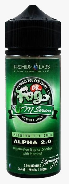 M Series E-Liquid 100ml Shortfill – £6.49