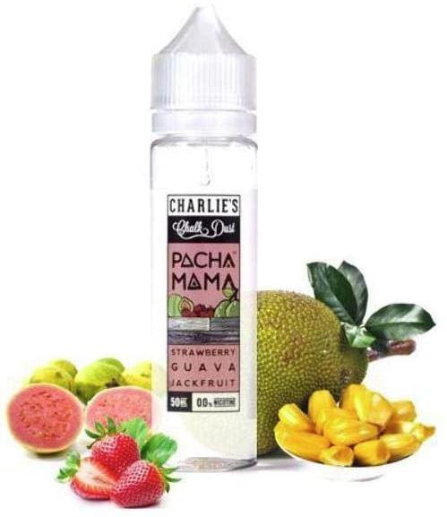 Strawberry Guava Jackfruit 50ml Shortfill – £6.59