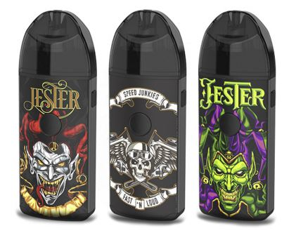 Vapefly Jester Rebuildable Dripping Pod – £ 7.05