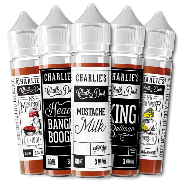 Charlie's Chalk Dust 50ml Shortfill – £7.89
