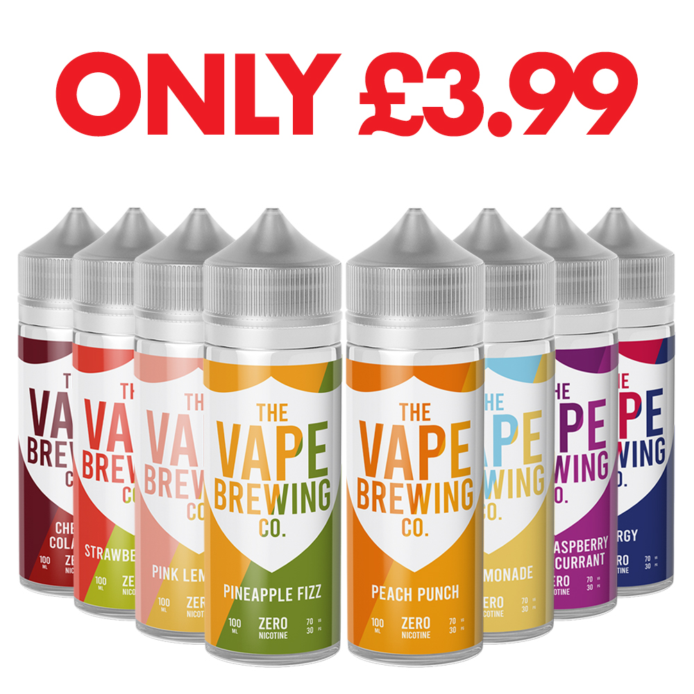 Fizzy Drinks 100ml E-Liquid – £3.99