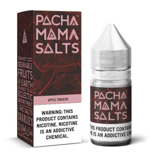 Apple Tobacco Salts – £1.99