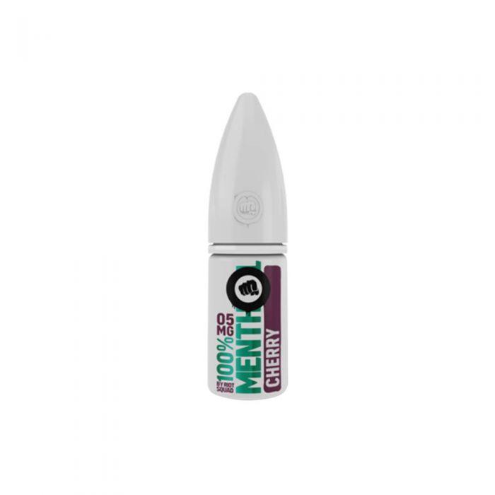 Riot Squad 100% Menthol E-liquid 4x 10ml – £10.00