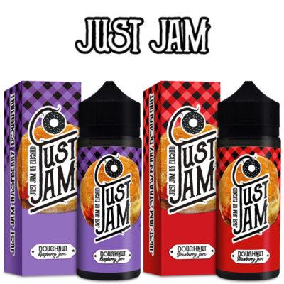 Just Jam 100ml eliquid – £12.99
