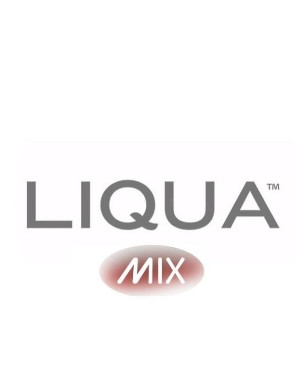 Liqua New Mix Vanilla Orange Cream