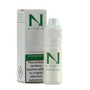 NicNic Βάση Αλάτων Νικοτίνης 20mg/ml