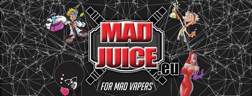 BANNER Mad Juice Madshake fb cover FOR MAD VAPERS