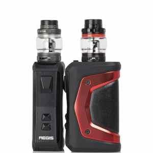AEGIS X KIT BLACK RED