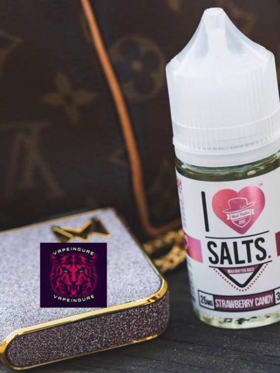 Strawberry Candy (Salt E Liquid) – I Love Salts E Liquid