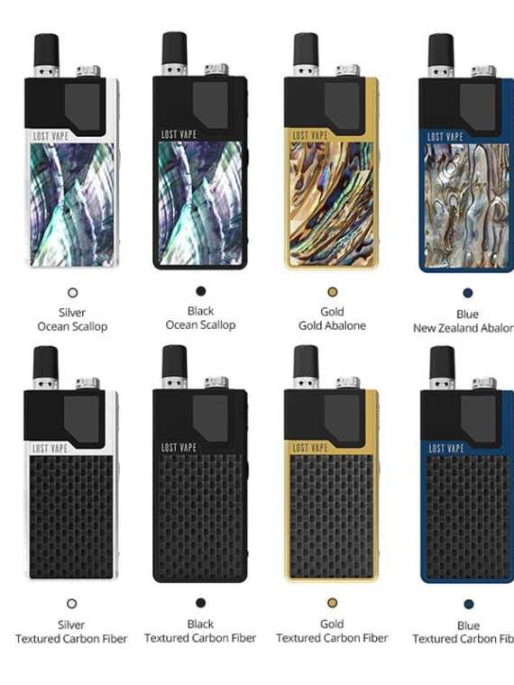 POD DEVICE: Best Lost Vape Orion 40w Dna Go Aio Pod Device