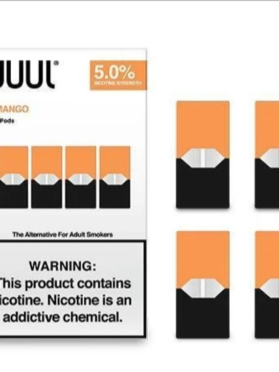 JUUL PODs: Best Cheap Juul Mango Pods in Dubai