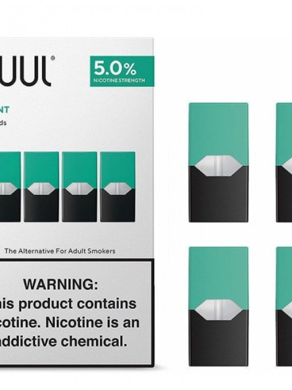 JUUL PODs: Best Juul Mint Pods in Dubai