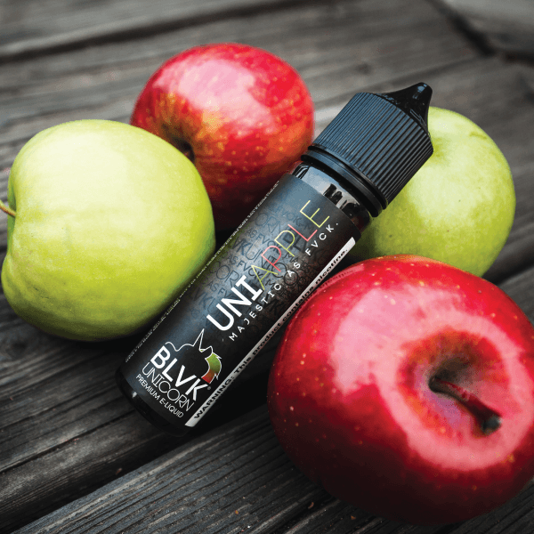 BLVK UNIAPPLE E-LIQUID