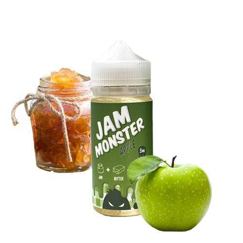 JAM MONSTER APPLE 100 ML
