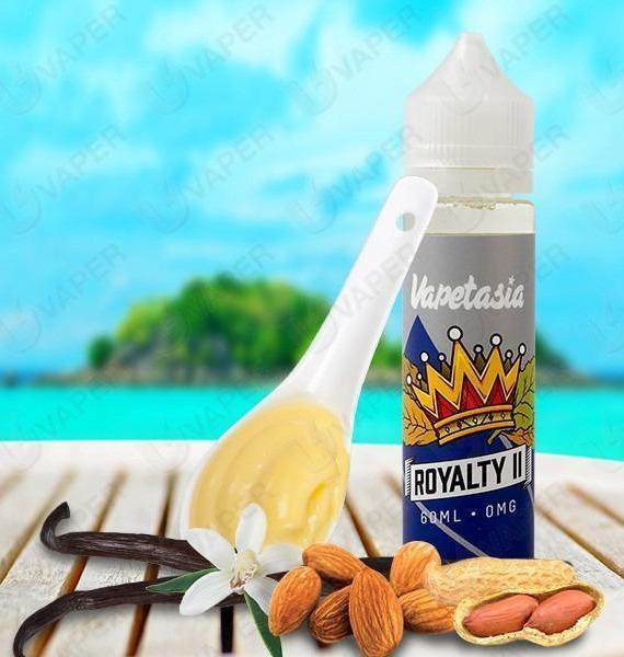 VAPETASIA ROYALTY II (60ML)