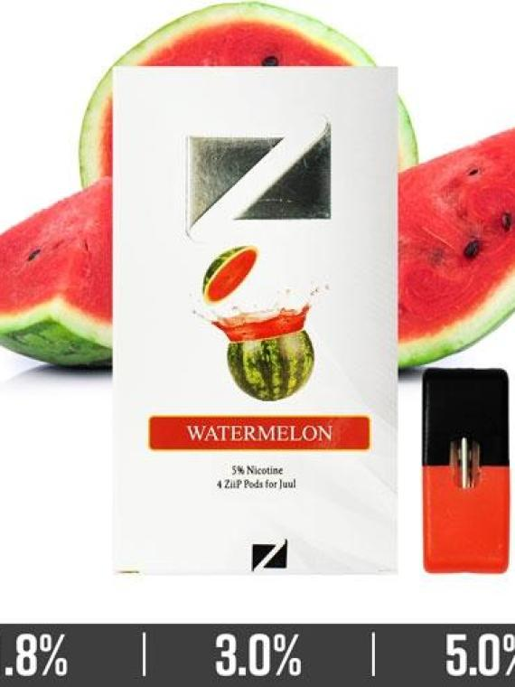 Watermelon Ziip Pods for Juul Devices
