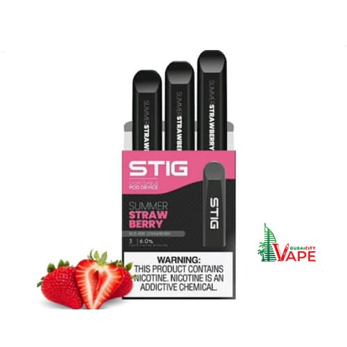 VGOD-STIG-DISPOSABLE-POD-DEVICE-SUMMER-STRAWBERRY
