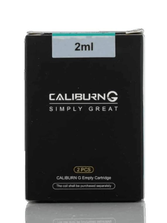 Buy Uwell Caliburn G Empty Cartridge 2ml 2PCS/Pack