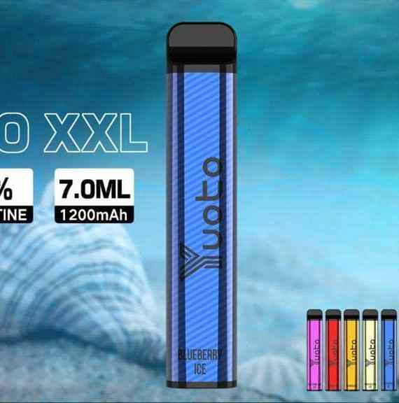 YUOTO XXL Disposable Vape Puffs