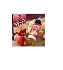 Strawberry Crispy Treats