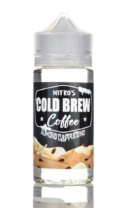 Nitro Cold Brew Almond Cappuccino